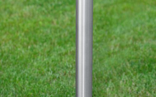 Zahradí vodovodní sloupek mcRobin - provedení nerez